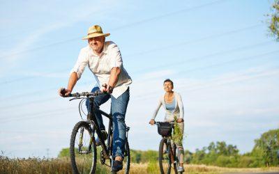 Kako naučiti voziti bicikl