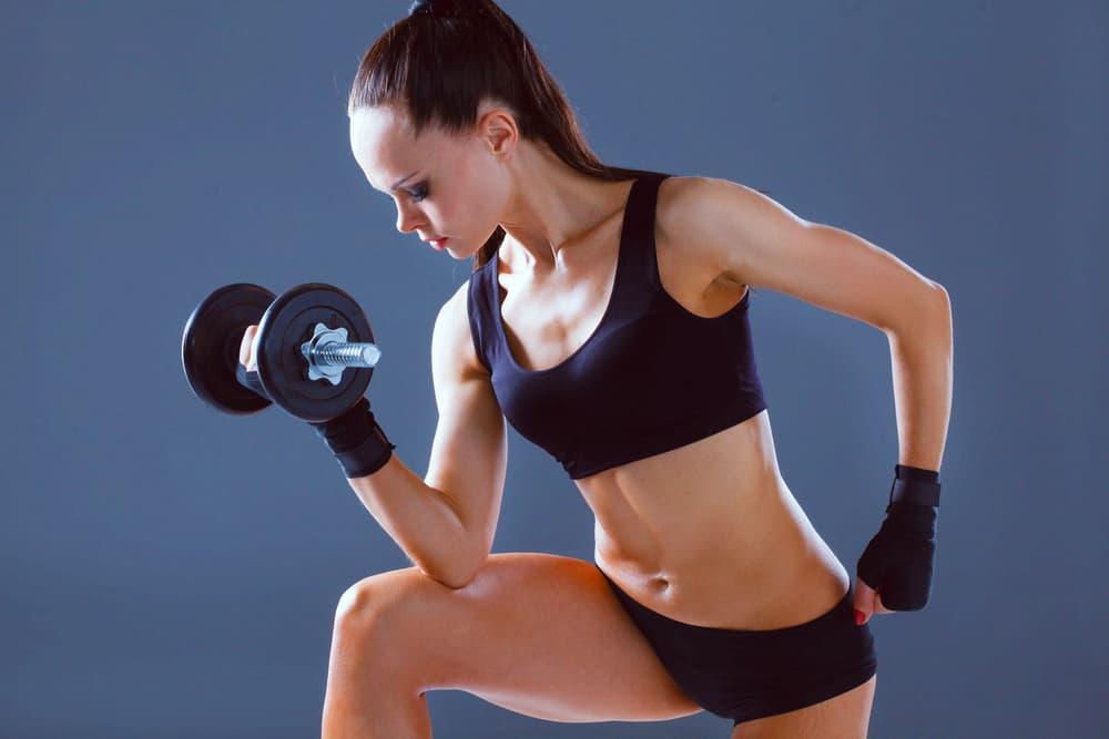 Kako povećati mišićnu masu kod žena