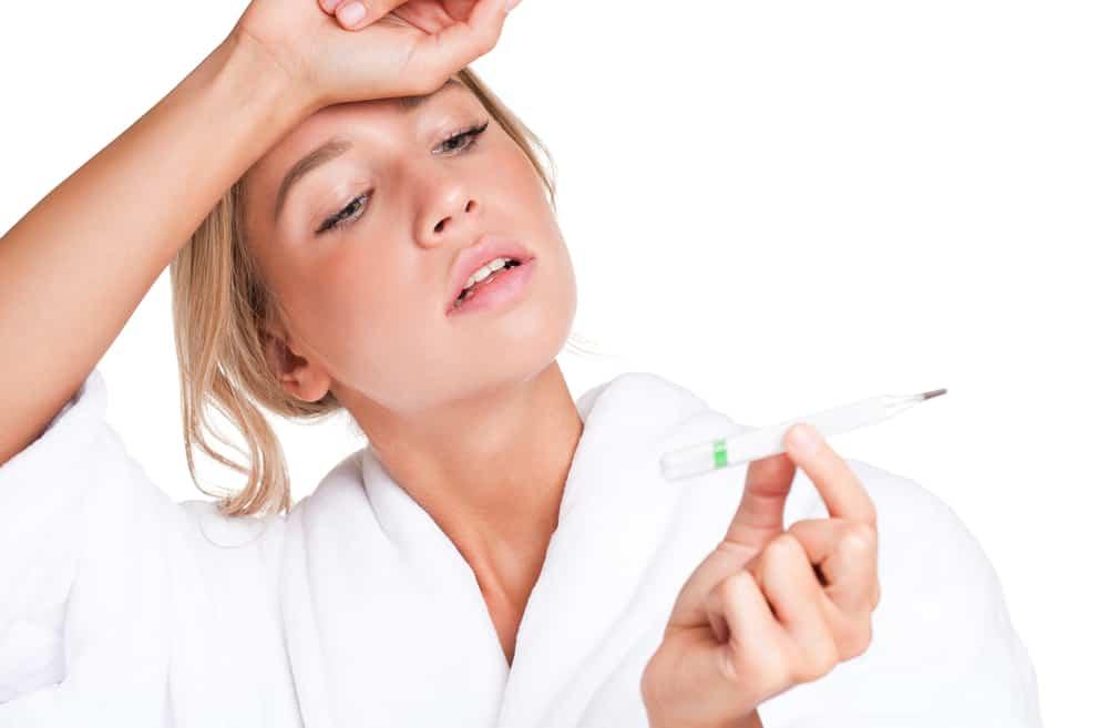 Kako sniziti temperaturu