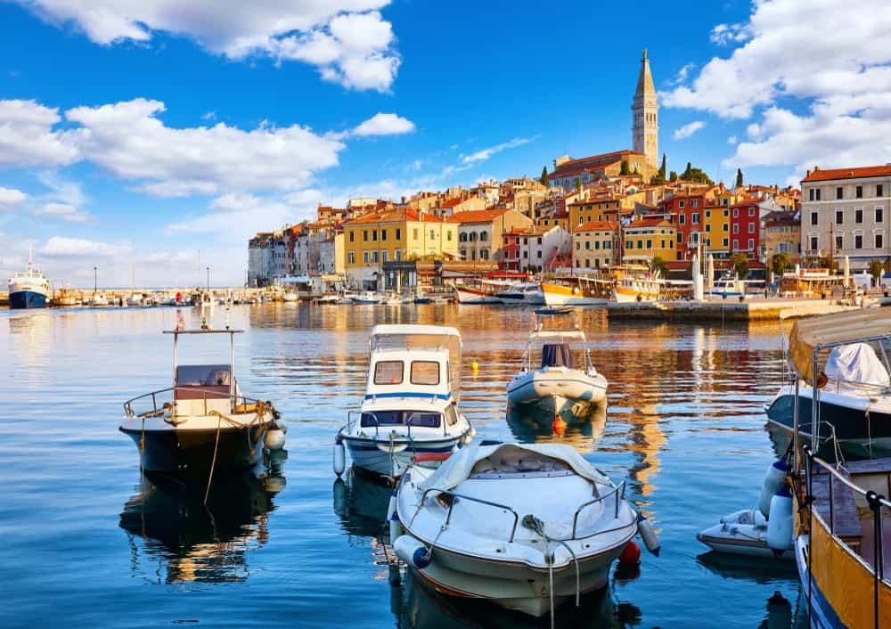 Romantična mjesta u Istri